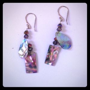 Jewelry - Mother of Pearl Earrings